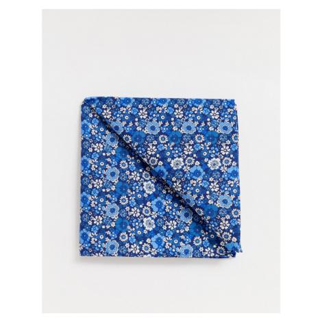 Jack & Jones pocket square in floral print