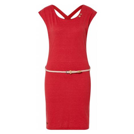 Ragwear Sukienka 'SOFIA' czerwony