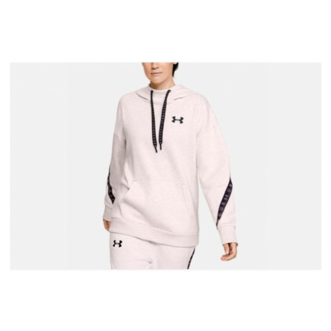 UNDER ARMOUR TAPED FLEECE HOODIE > 1352744-662