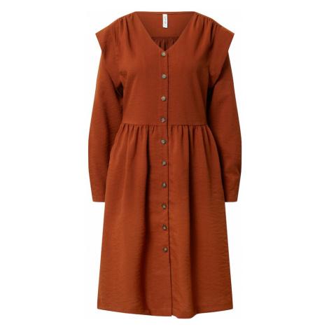 Blend She Sukienka 'DESSE' rdzawobrązowy