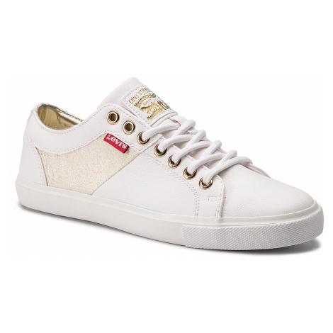 Tenisówki LEVI'S - 227843-841-50 Brilliant White Levi´s