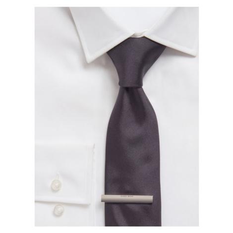 Boss Spinka do krawata Tany 50434256 Srebrny Hugo Boss