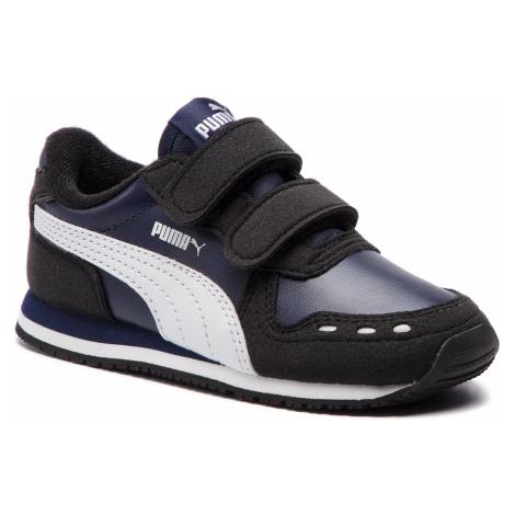 Sneakersy PUMA - Cabana Racer Sl V Inf 351980 75 Peacoat/Puma Black