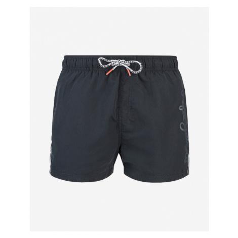Pepe Jeans New Brian strój kąpielowy Czarny