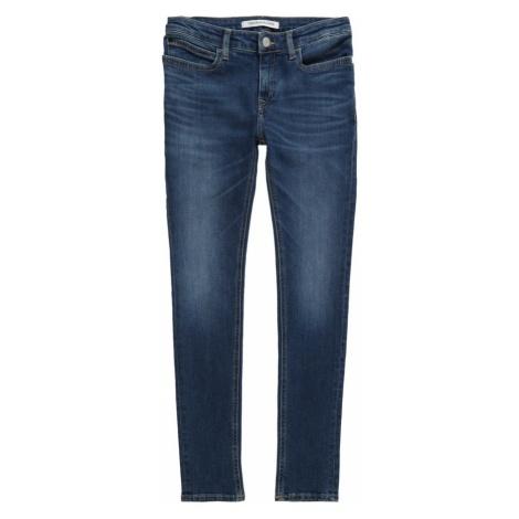 Calvin Klein Jeans Jeansy 'MR SKINNY AUTHENTIC FRESH BL STR' niebieski denim
