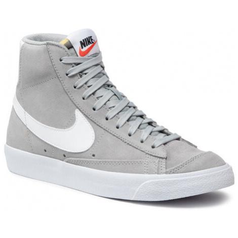 Nike Buty Blazer Mid' 77 Suede CI1172 004 Szary