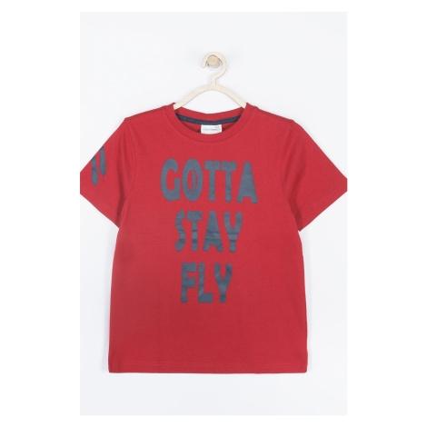 Coccodrillo - T-shirt dziecięcy 92-146 cm