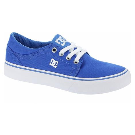 buty dziecięce DC Trase TX - 445/Blue