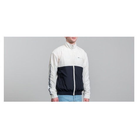 WOOD WOOD Homer Jacket Off White/ Navy