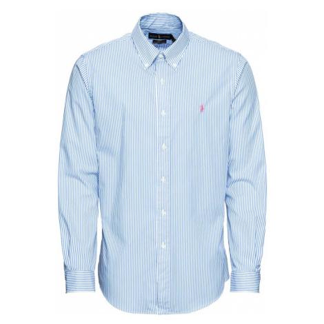 POLO RALPH LAUREN Koszula 'SL BD PPCSPT-LONG SLEEVE-SPORT SHIRT' niebieski