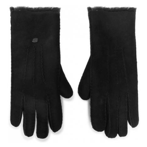 EMU Australia Rękawiczki Damskie Beech Forest Gloves Czarny