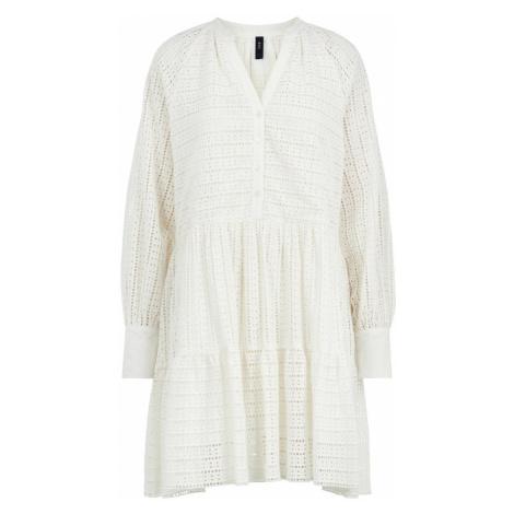 Y.A.S Sukienka 'YASSIA' biały