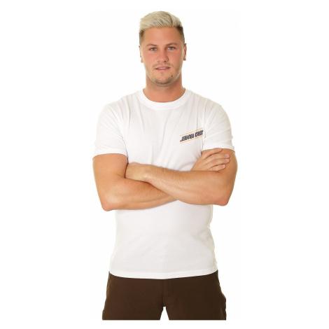 T-shirt Santa Cruz Multi Strip - White