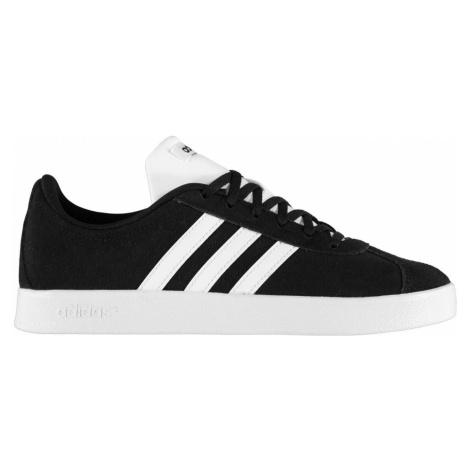 Adidas VL Court Suede Junior Trainers