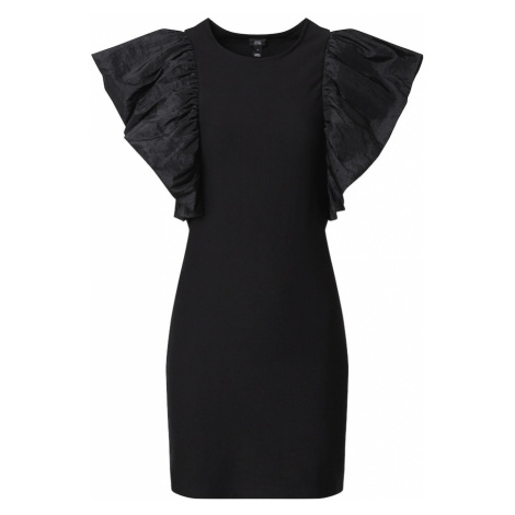 River Island Sukienka koktajlowa czarny