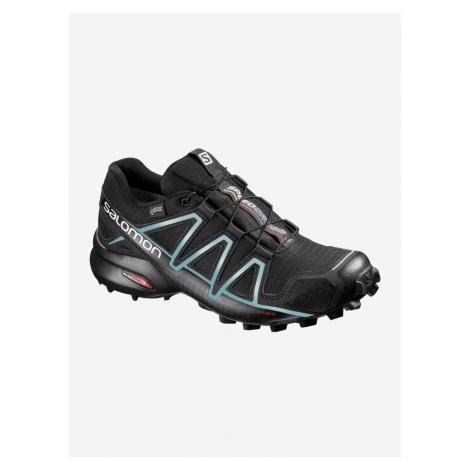 Shoes Salomon SPEEDCROSS 4 GTX W BLACK/BK/Metallic B
