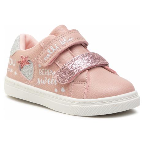 Sneakersy NELLI BLU - AVO-230-171 Pink