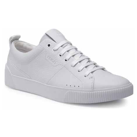 Sneakersy HUGO - Zero 50440323 10214520 01 White 100 Hugo Boss