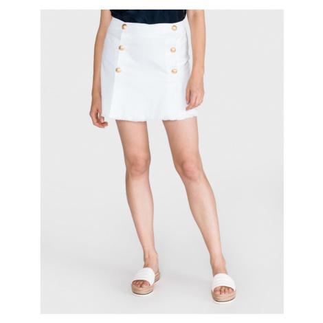 Pinko Nerium Spódnica Biały