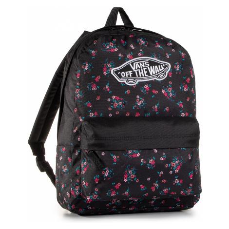 Plecak VANS - Realm Backpack VN0A3UI6ZX31 Beauty Floral Black
