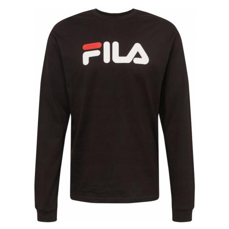 FILA Bluzka sportowa 'Pure' czerwony / czarny / biały
