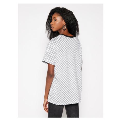 Vans T-Shirt Make Me Your Own VN0A4V3T Kolorowy Regular Fit
