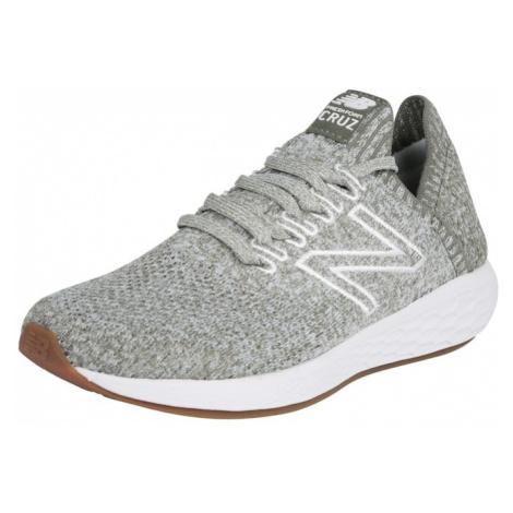 New Balance Buty do biegania 'Cruz v2' khaki / biały