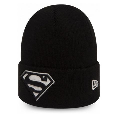New Era JR SUPERMAN czarny YOUTH - Czapka dziecięca