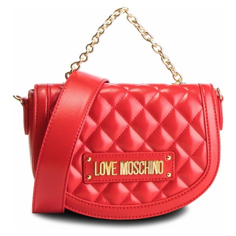 Torebka LOVE MOSCHINO - JC4002PP17LA0500 Rosso
