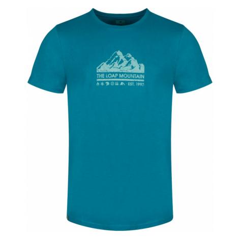 BEIK męska koszulka męska #39 niebieski LOAP