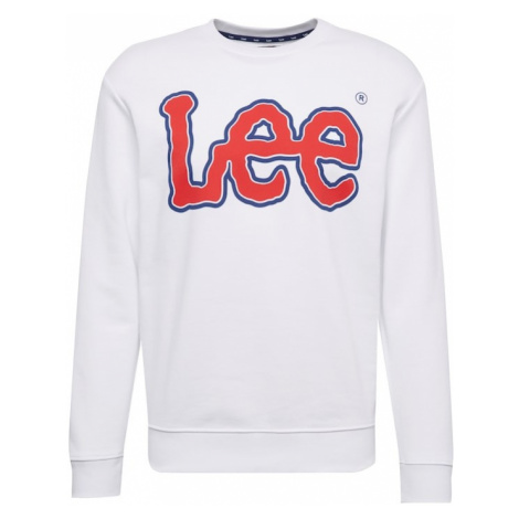 Lee Bluzka sportowa czerwony / biały