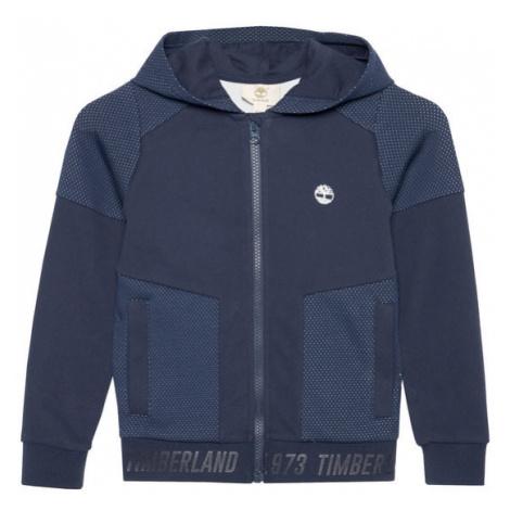 Timberland Bluza T25S19 D Granatowy Regular Fit