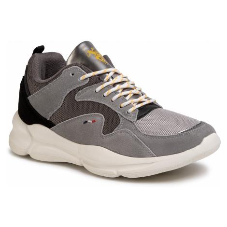 Sneakersy U.S. POLO ASSN. - Arvan1 ARVAN4237W9/Sm1 Mgrey/Blk
