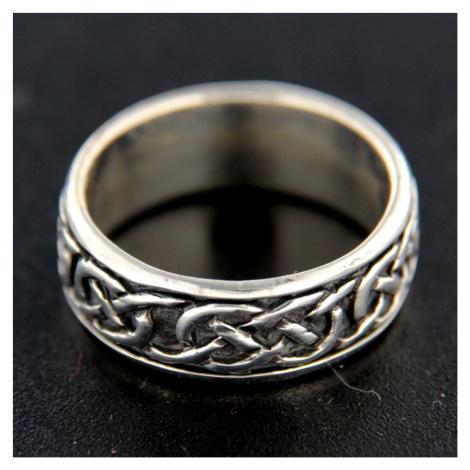 Pierścionek srebrny 14849