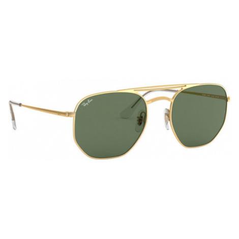 Ray-Ban Okulary przeciwsłoneczne 0RB3609 914071 Zielony