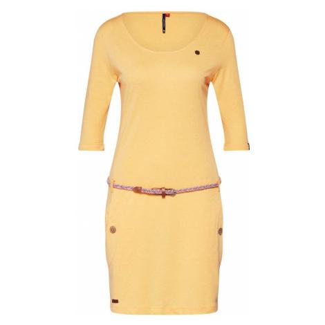 Ragwear Sukienka żółty