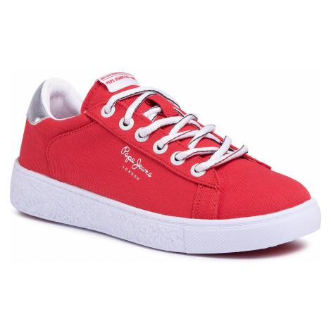 Sneakersy PEPE JEANS - Roxy Summer20 PLS30955 Redwood 245