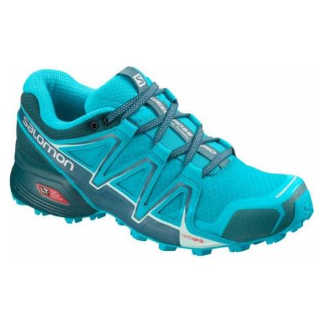 Salomon SPEEDCROSS VARIO 2 W niebieski 6.5 - Obuwie do biegania damskie