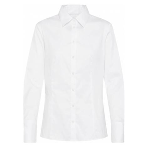 HUGO Bluzka 'The Fitted Shirt' biały Hugo Boss