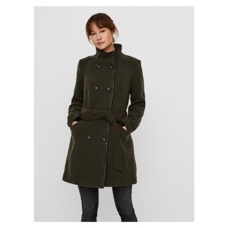 Płaszcz w kolorze khaki VERO MODA