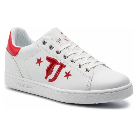 Sneakersy TRUSSARDI JEANS - 77A00173 R150