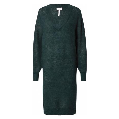 OBJECT Sukienka 'Irina 110' ciemnozielony