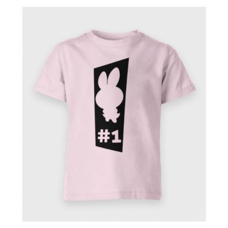 Koszulka dziecięca Atom Pink one