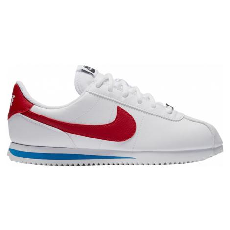 Nike Cortez Basic SL (GS) Białe (904764-103)