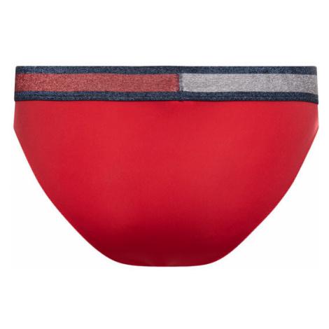 Tommy Hilfiger Figi klasyczne UW0UW02026 Czerwony