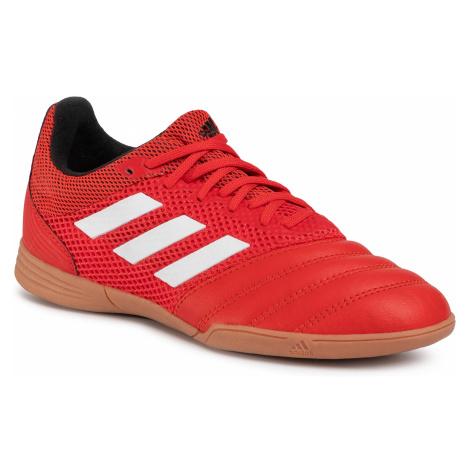Buty adidas - Copa 20.3 In Sala J EF1915 Actred/Ftwwht/Cblack