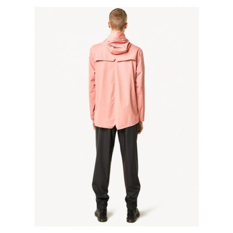 Rains Kurtka przeciwdeszczowa Unisex Essential 1201 Różowy Regular Fit
