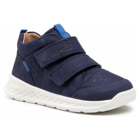 Sneakersy SUPERFIT - 1-000363-8000 S Blau/Blau