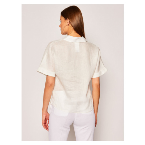Pennyblack Koszula Elisa 21110320 Biały Regular Fit