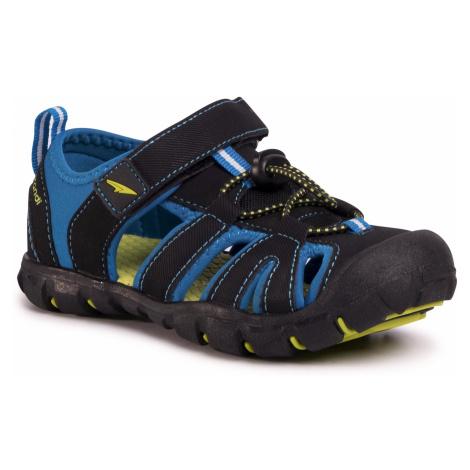 Sandały SPRANDI - CP81-18755 Black